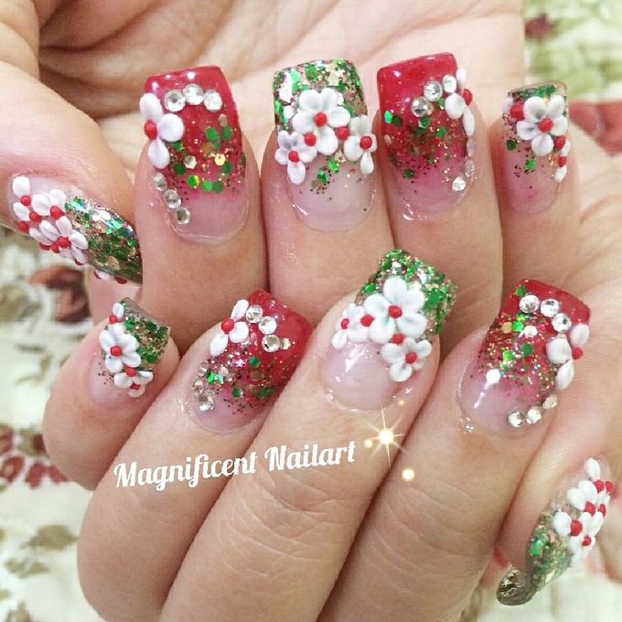 Magnificent Nail Art by Magnificent Nail Art - 015