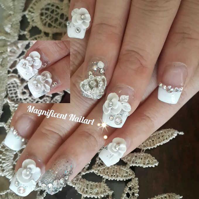 Magnificent Nail Art by Magnificent Nail Art - 016