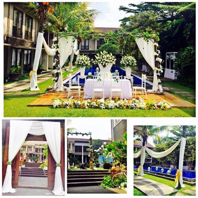 Wedding Venue by Summer Hills Hotel Bandung - 020