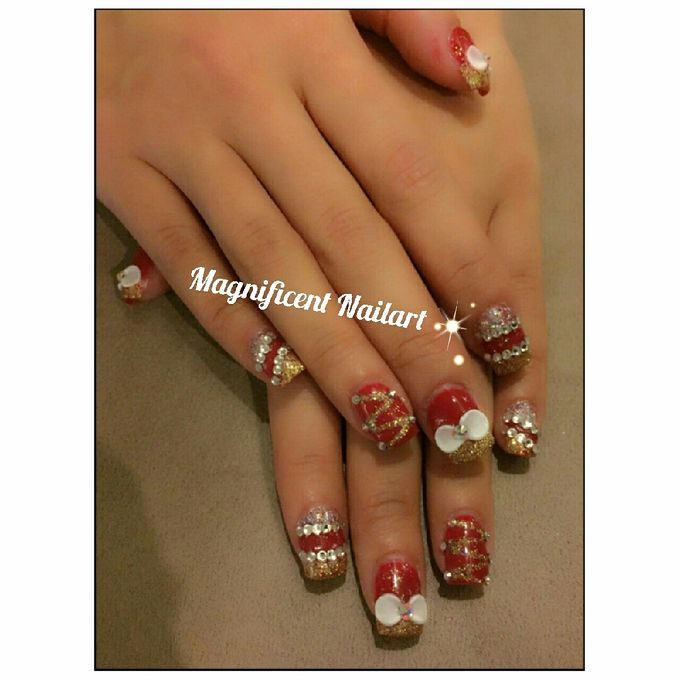 Magnificent Nail Art by Magnificent Nail Art - 018