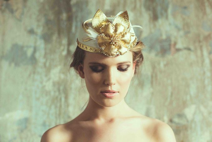 Millinery Collection by Alana Aoun - 005