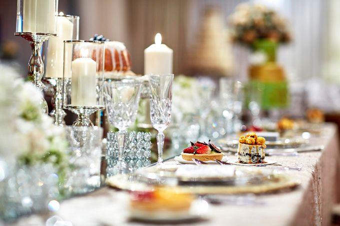Swissotel stamford singapore wedding