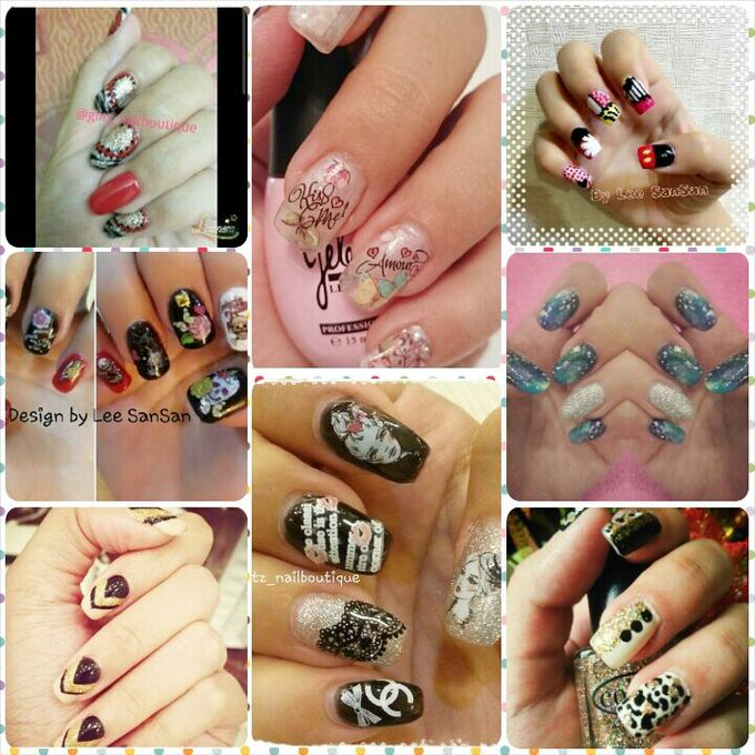 Nail Art Design by Brows To Toes - 003