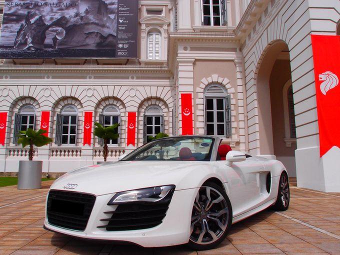 Wedding Car Rentals by WhiteWedding Cars - 004