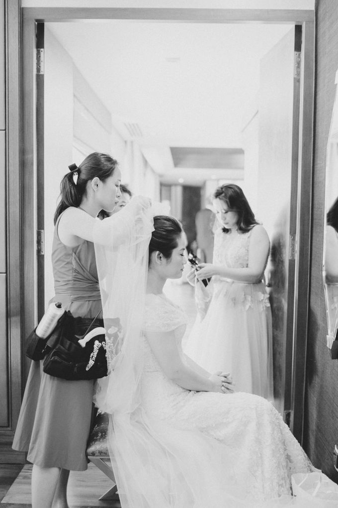 Capella Singapore Wedding by Peter Herman Photography - 004