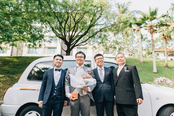 Capella Singapore Wedding by Peter Herman Photography - 006
