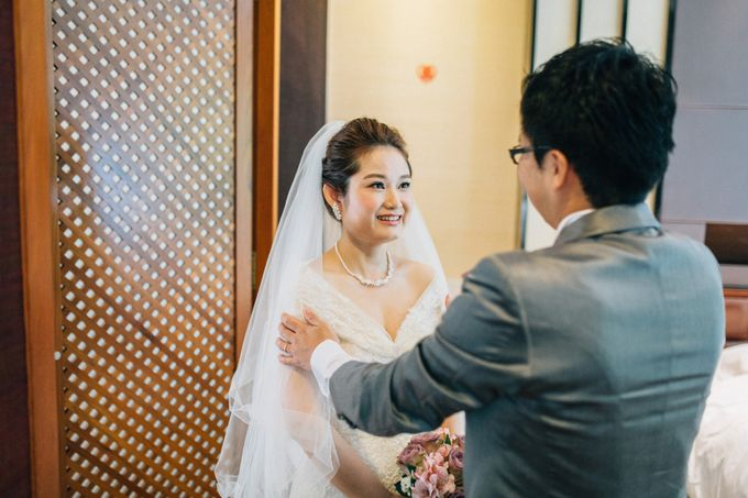 Capella Singapore Wedding by Peter Herman Photography - 008