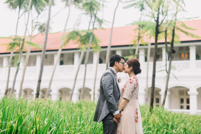 Capella Singapore Wedding by Peter Herman Photography - 012