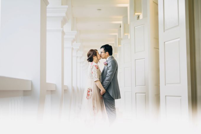 Capella Singapore Wedding by Peter Herman Photography - 013
