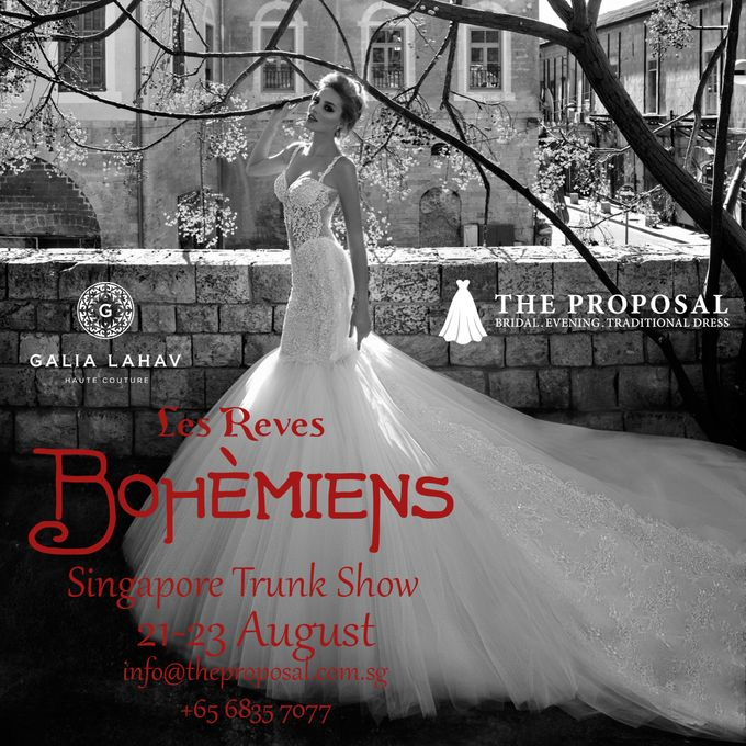 Les Reves Bohemiens Trunk Show 21-23 Aug by The Proposal - 002