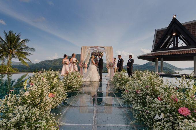 Yazmin & Alex from Australia by Wedding Idea & The Event Thailand - 001