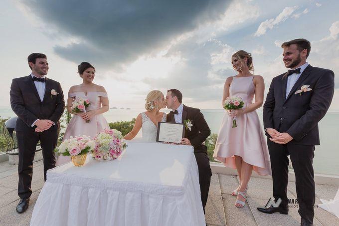 Yazmin & Alex from Australia by Wedding Idea & The Event Thailand - 014