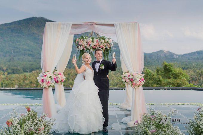 Yazmin & Alex from Australia by Wedding Idea & The Event Thailand - 017