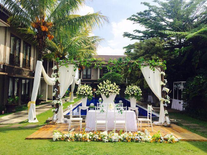 Wedding Venue by Summer Hills Hotel Bandung - 028