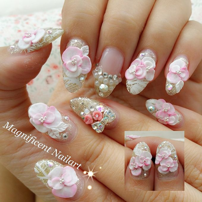 Magnificent Nail Art by Magnificent Nail Art - 019