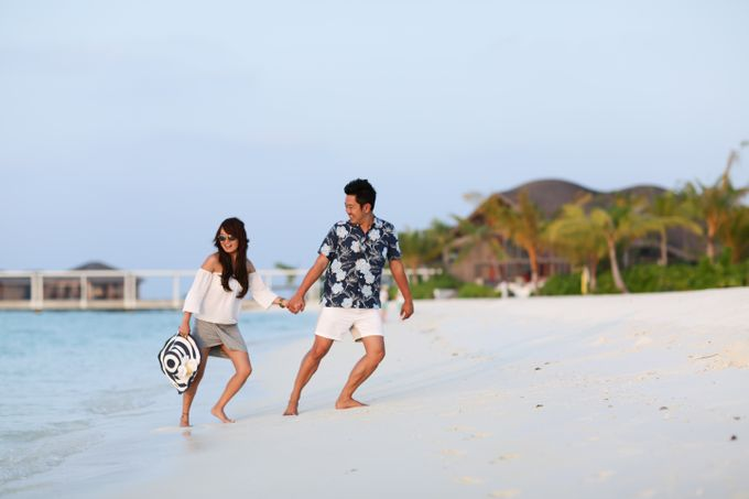 Memorable Maldives with Glenn & Chelsea Alinskie by SweetEscape - 005