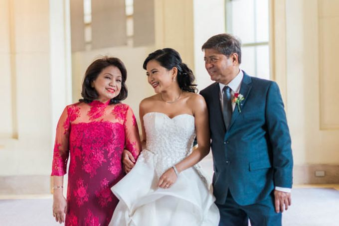 Wedding - Ayo and Clare by Nelsy Ernst Pro-Make Up - 004