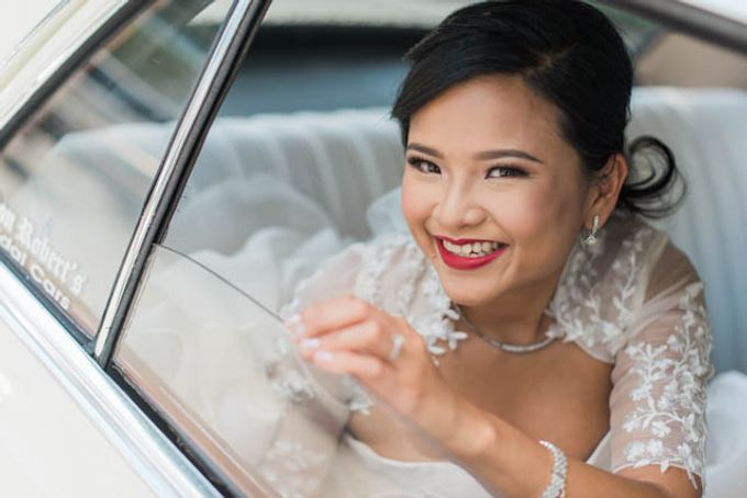 Wedding - Ayo and Clare by Nelsy Ernst Pro-Make Up - 006