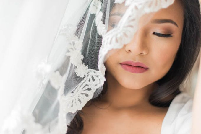 Wedding - Ayo and Clare by Nelsy Ernst Pro-Make Up - 002