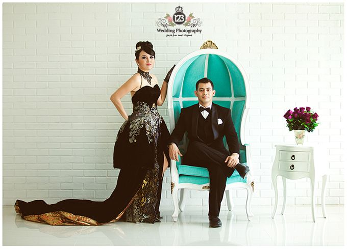 Prewedding Compilation by 123 Wedding Photography - 001
