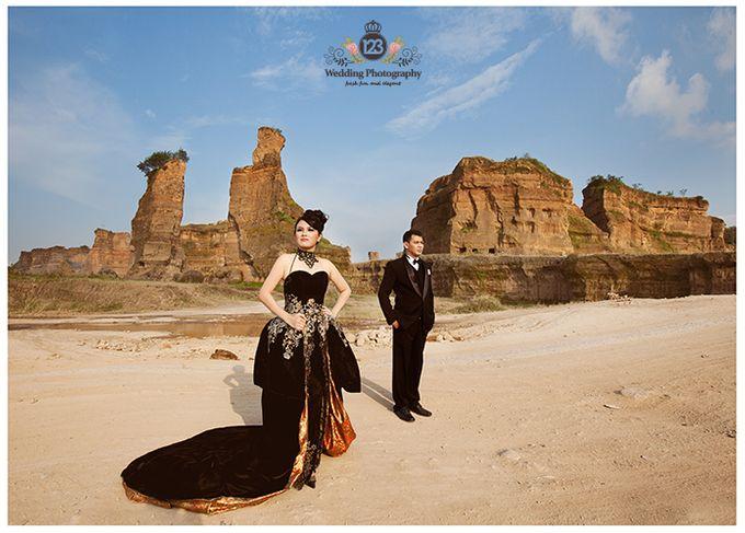 Prewedding Compilation by 123 Wedding Photography - 003