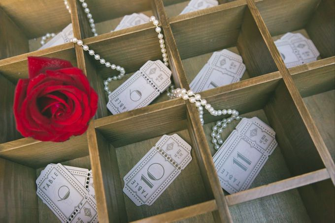 Wedding of  Azhar & Alexis by Rosette Designs & Co - 018