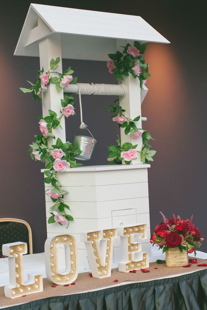 Wedding of  Azhar & Alexis by Rosette Designs & Co - 019