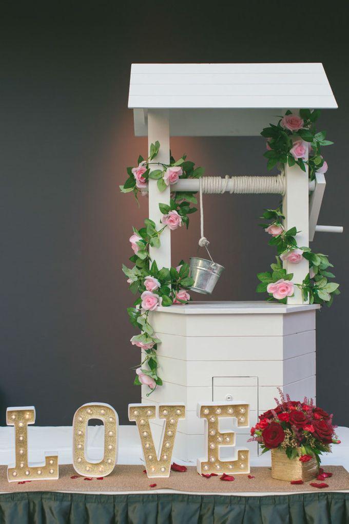 Wedding of  Azhar & Alexis by Rosette Designs & Co - 020
