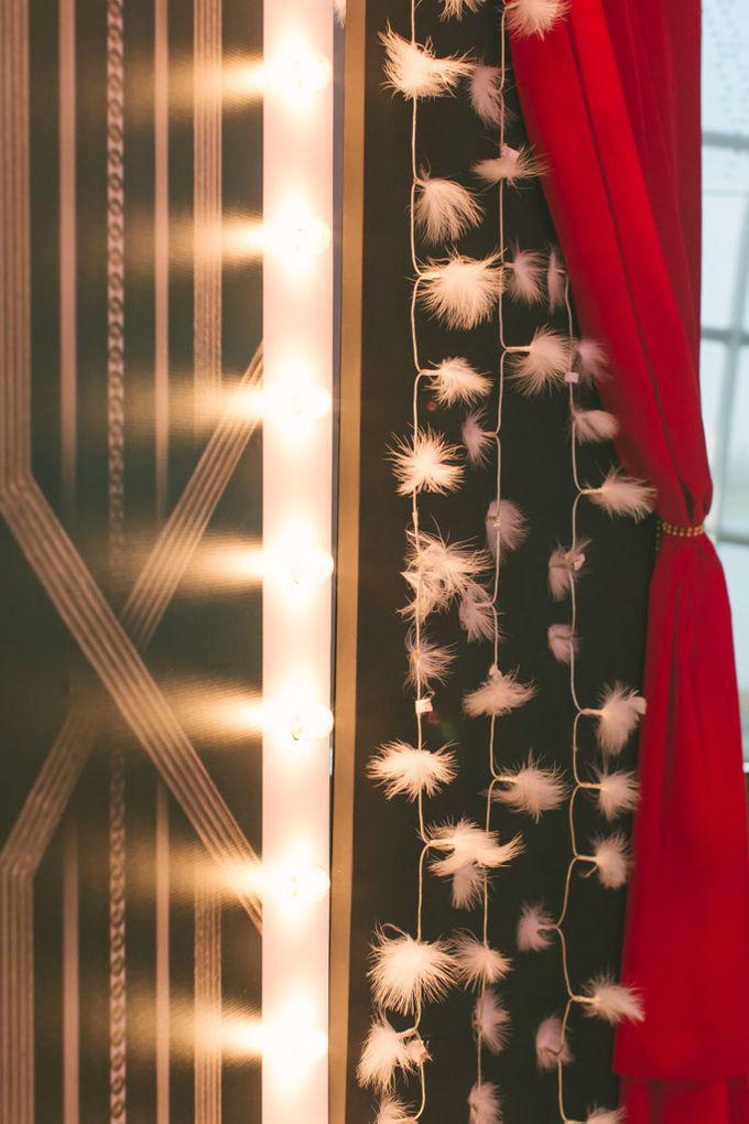 Wedding of  Azhar & Alexis by Rosette Designs & Co - 030