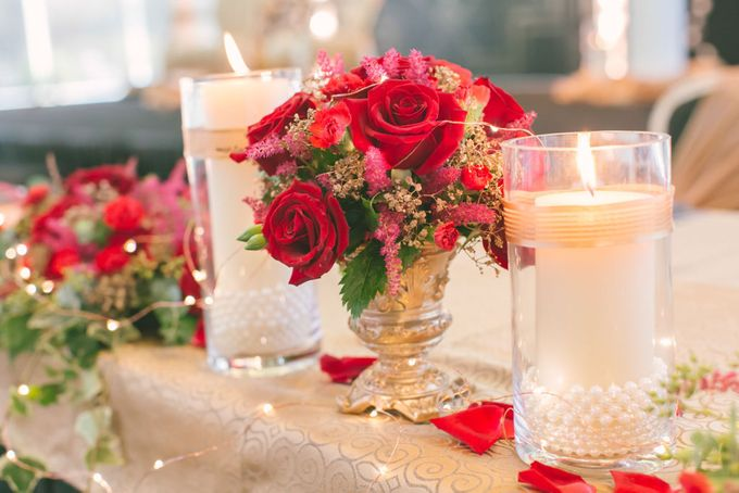 Wedding of  Azhar & Alexis by Rosette Designs & Co - 040