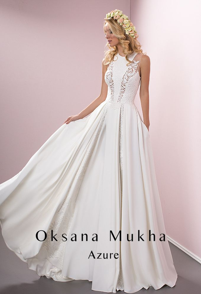 Preview Wedding Collection 2017 by OKSANA MUKHA - 003