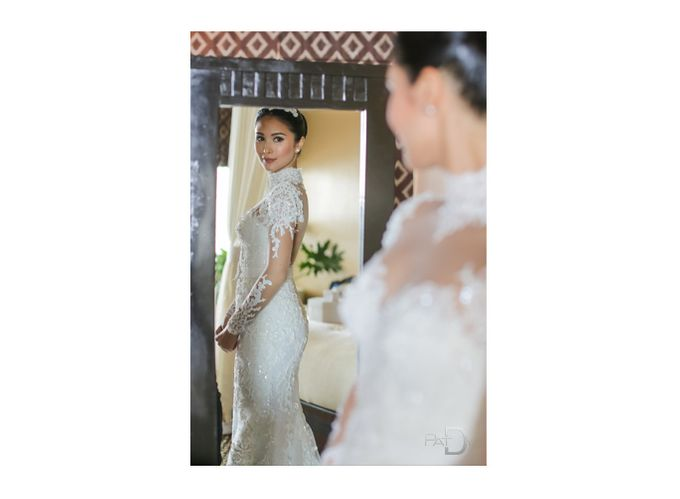 CELEBRITY Wedding Chiz and Heart by pat dy photography - 013