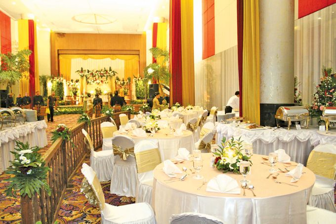 Grand Capitol Ballroom at Manhattan Hotel by Merlynn Park Hotel - 001