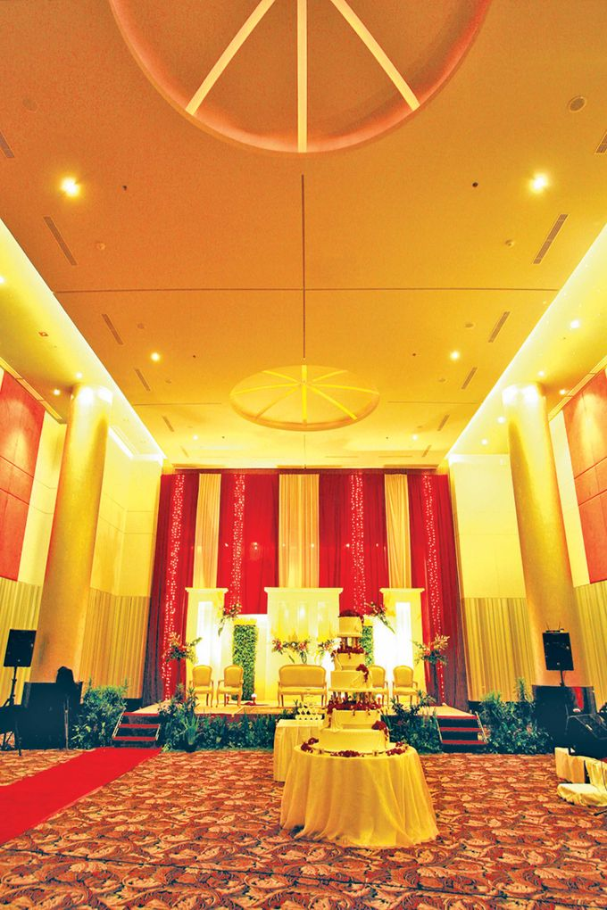 Grand Capitol Ballroom at Manhattan Hotel by Merlynn Park Hotel - 004