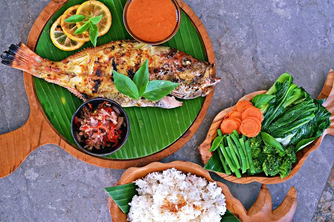 Fairmont Cuisine by Fairmont Sanur Beach Bali - 001