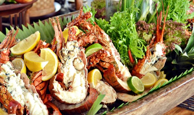 Fairmont Cuisine by Fairmont Sanur Beach Bali - 020