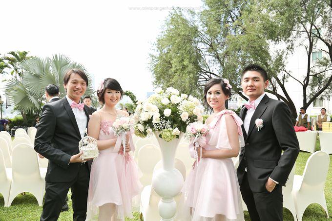 Wedding Photo by Millennium Hotel Sirih Jakarta - 019