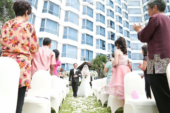 Wedding Photo by Millennium Hotel Sirih Jakarta - 022