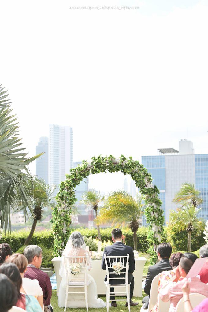 Wedding Photo by Millennium Hotel Sirih Jakarta - 023