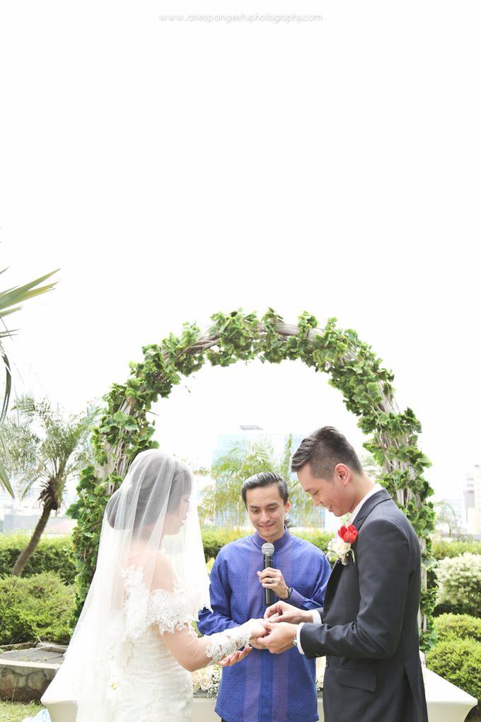 Wedding Photo by Millennium Hotel Sirih Jakarta - 025