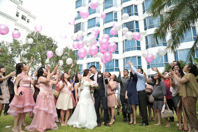 Wedding Photo by Millennium Hotel Sirih Jakarta - 027