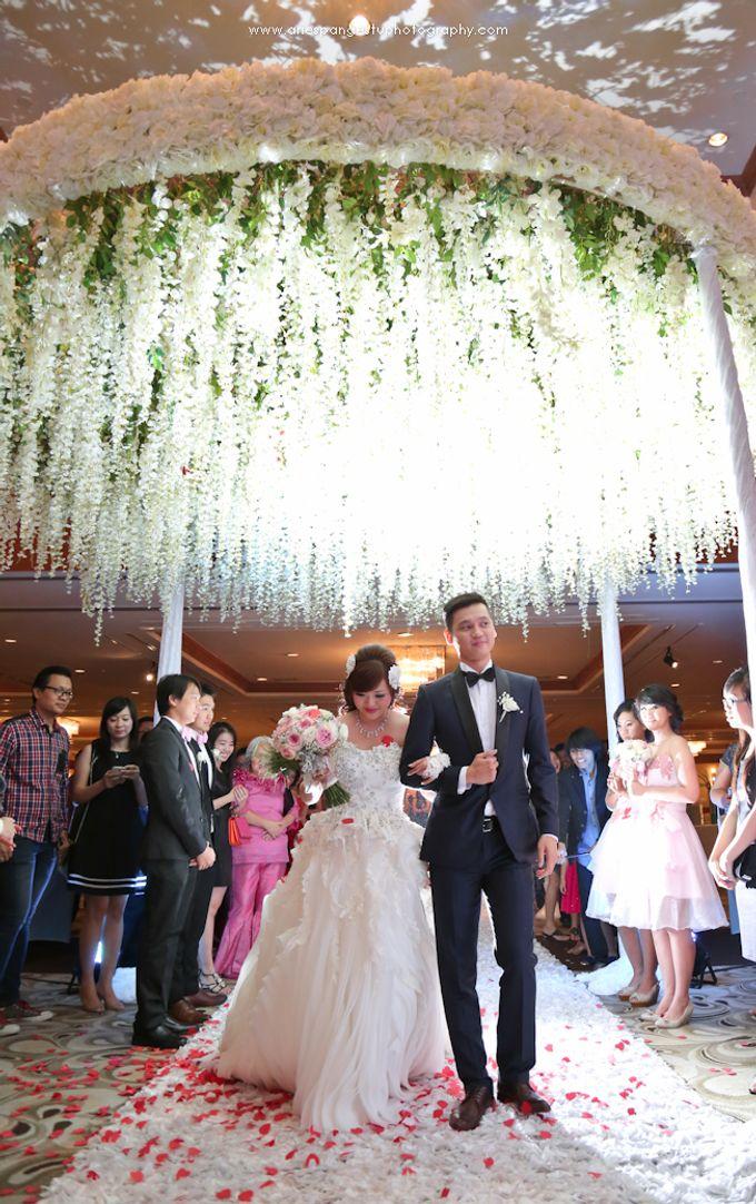 Wedding Photo by Millennium Hotel Sirih Jakarta - 029
