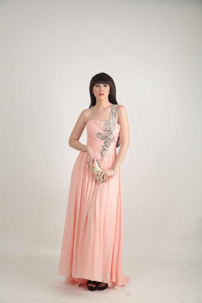 Gowns for Rent and Purchase by Crystal Glam - 033