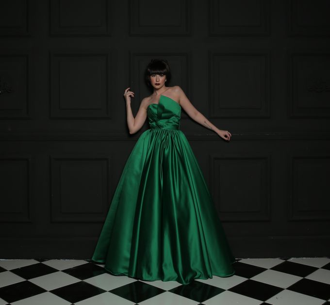 Gowns for Rent and Purchase by Crystal Glam - 023