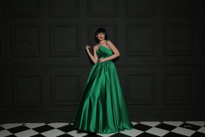 Gowns for Rent and Purchase by Crystal Glam - 024