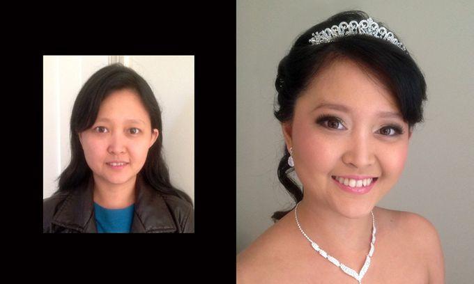 Wedding | Yosephine & Robert by Felicia Sarwono Makeup Art - 050