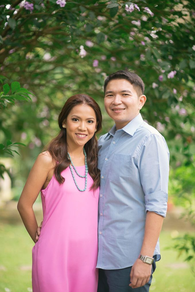 Laid-Back Engagement Session by MR Villar Photography - 047