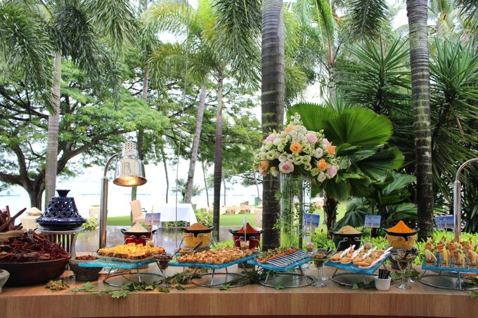 Add To Board Wedding Venues By Shangri Las Rasa Sentosa Resort Spa Singapore