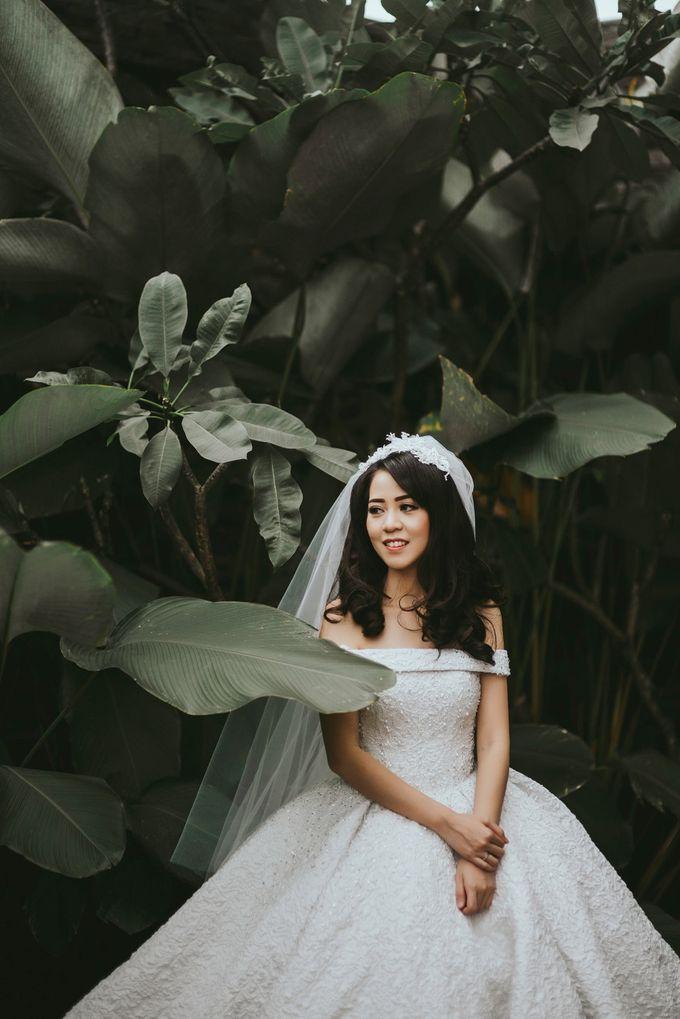 The Wedding by VA Make Up Artist - 009