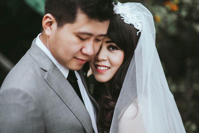 The Wedding by VA Make Up Artist - 010